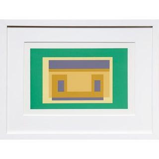 "Josef Albers ""Portfolio 2, Folder 29, Image 2"" Print"
