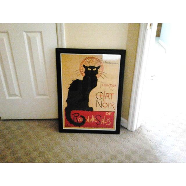 """""""Tournee Du Chat Noir"""", Framed Poster - Image 4 of 6"""