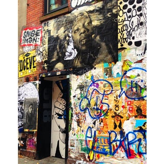 Contemporary New York Street Art Photograph