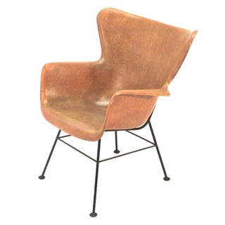 Lawrence Peabody for Selig Fiberglass Shell Chair