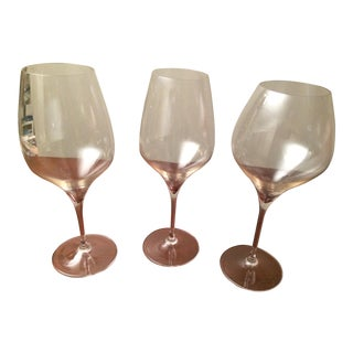 Riedel Wine Tasting Set with Pinot Noir, Cabernet, and Shiraz Wine Glasses - Set of 3