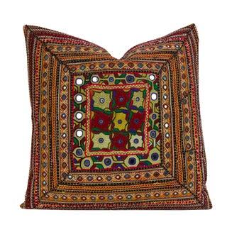 Mirrored Heer Jaislmer Pillow