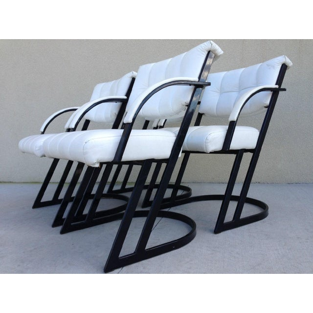 Mid-Century Z-Bar Armchairs by Cal-Style - Image 2 of 8