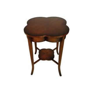 Sarreid Four Leaf Clover Table