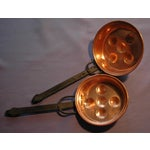 Image of Decorative Copper Cookware Collection - 21 Pieces