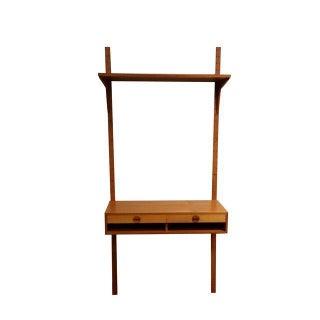 Vintage used desks vintage wooden desks chairish for Furniture gig harbor