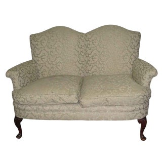 Georgian Upholstered Loveseat