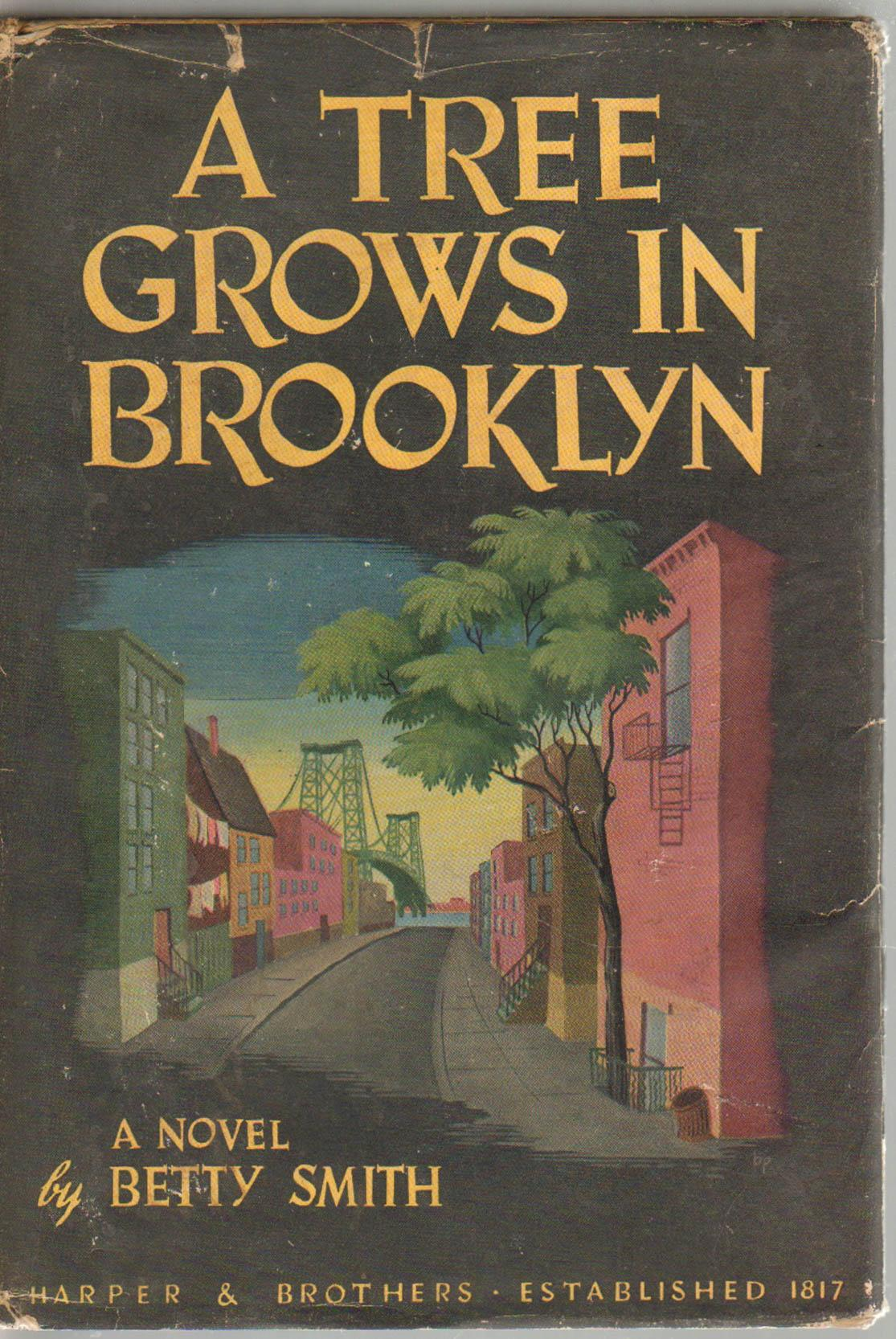 a tree grows in brooklyn thesis Coraima's blog friday, may 8, 2009 thesis of my  the book a tree grows in brooklyn is about a young girl named francie and her little brother neely growing up.