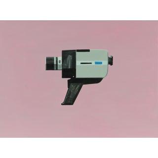Chinon 400 Super-8 Camera Painting