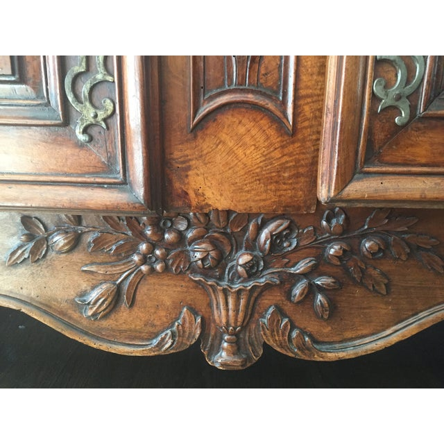 18th Century Louis XV French Armoire - Image 5 of 10
