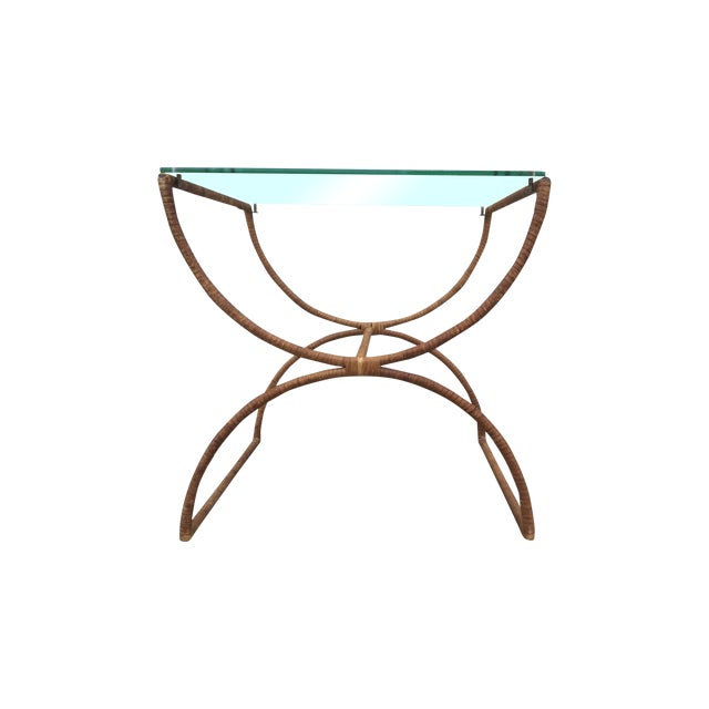 1960's Modernist French Side Table - Image 1 of 10