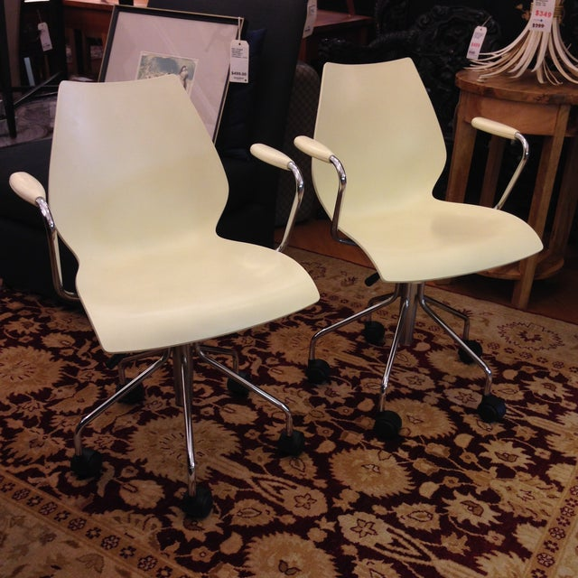 Kartell Maui Office Chair - Image 8 of 8