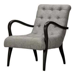 Spectra Home Contemporary Granite Tufted Chair