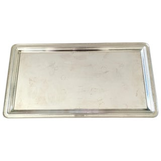 Restoration Hardware Mirrored Tray