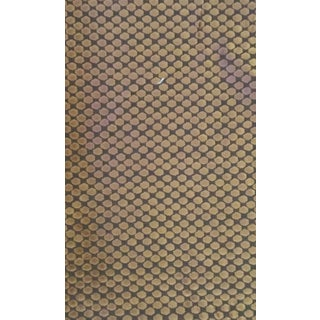 Ducale Collection Brown Dots Fabric - 10 Yards