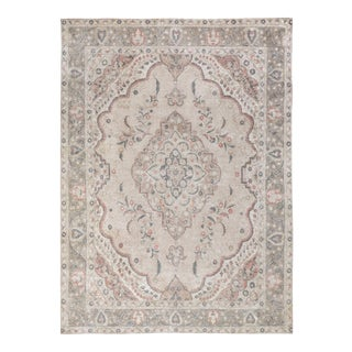 "Hand Painted Color Reform Collection Rosamari Wool Rug - 9'7"" x 12'8"""