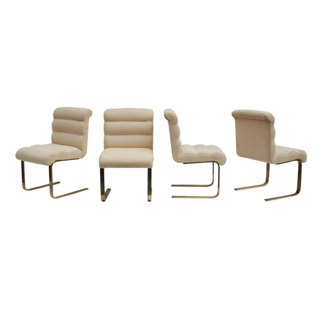 Pace Mariani Lugano Dining Chairs - Set of 4 - Image 1 of 10