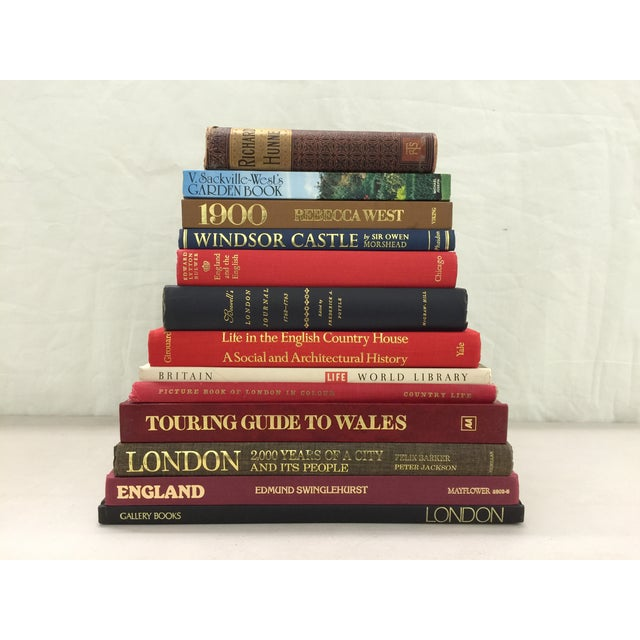 Image of Great Britain Book Collection - Set of 13 Books