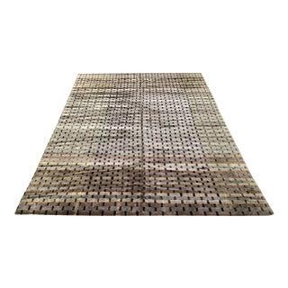 Contemporary Tufenkian Tibetan Highland Wool Rug - 12′2″ × 16′
