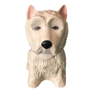 Ceramic West Highland Terrier Figure