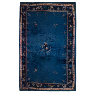 Early 20th Century Chinese Feti Carpet