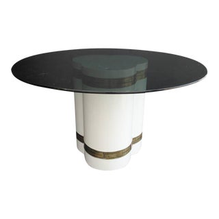 Mastercraft Dining Table Base by Bernhard Rohne