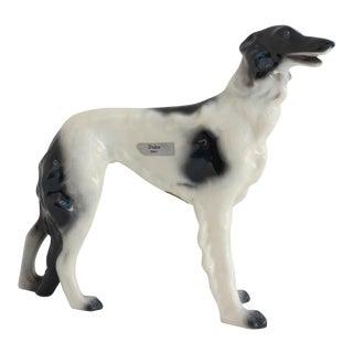 Ceramic Artware Dog Figurine