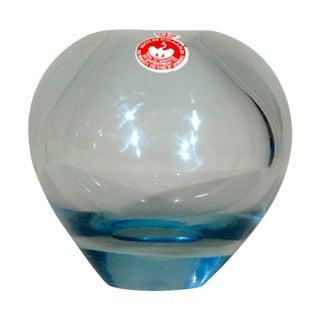 Per Lutken Holmegaard Danish Modern Glass Vase