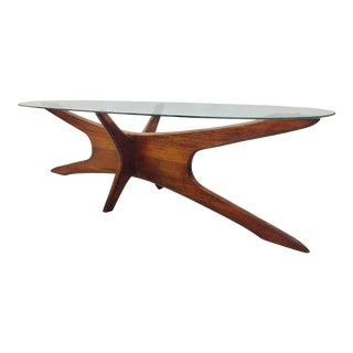 Adrian Pearsall Mid-Century Coffee Table