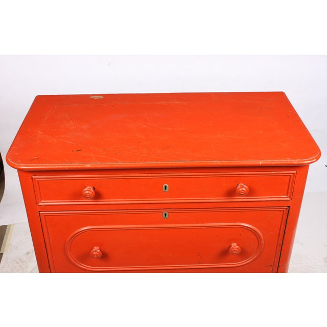 Swedish Victorian-Style Chest - Image 3 of 5