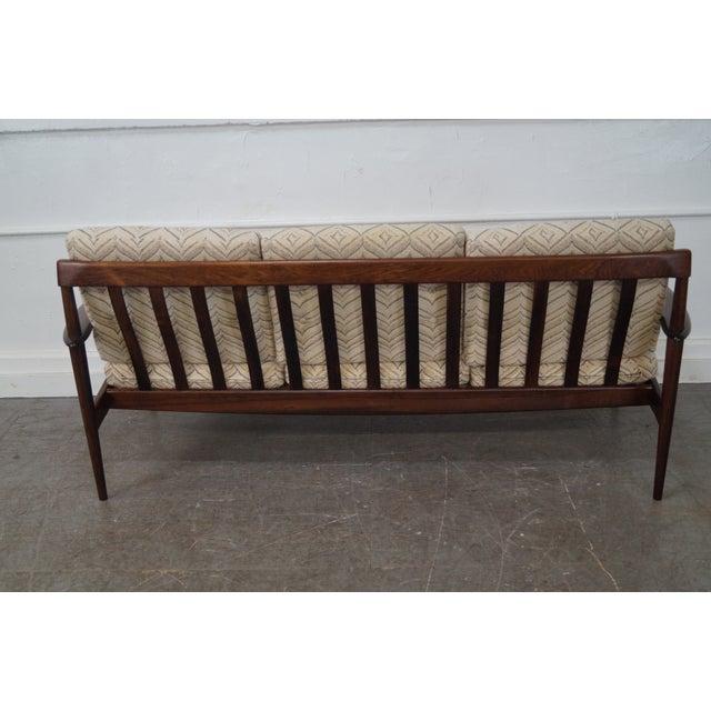 Ole Wanscher P. Jeppsen Brazilian Walnut Sofa - Image 4 of 10