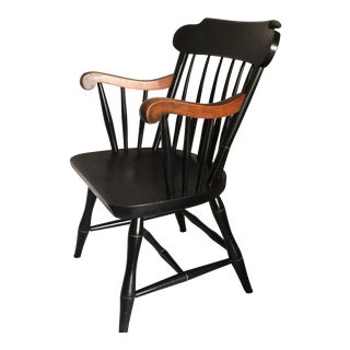 Nichols & Stone Mid-Century Windsor Arm Chair