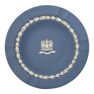 Vintage Blue Wedgewood Plate