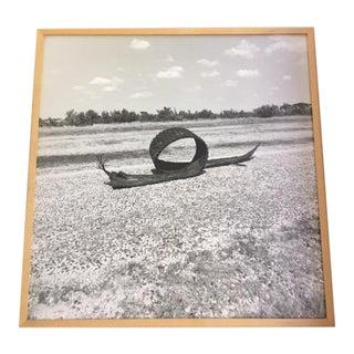 """Super Loop"" Silver Print Photograph"