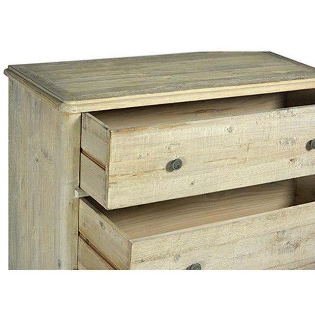 Rustic Reclaimed Wood Dresser - Image 2 of 2