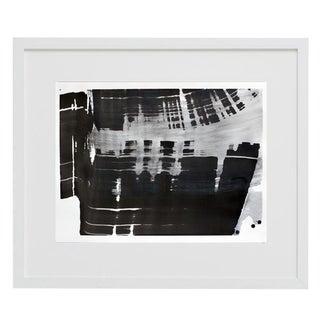 """""""Black Ash"""" Framed Original Painting"""