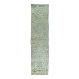 """Vibrance Hand Knotted Runner Rug - 2' 6"""" X 10' 2"""""""
