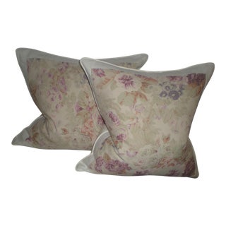 Bennison Decorative Shabby Chic Couture Pillow