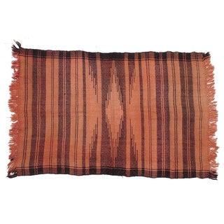 """Vintage Persian Blanket - 2'11""""x4'6"""""""
