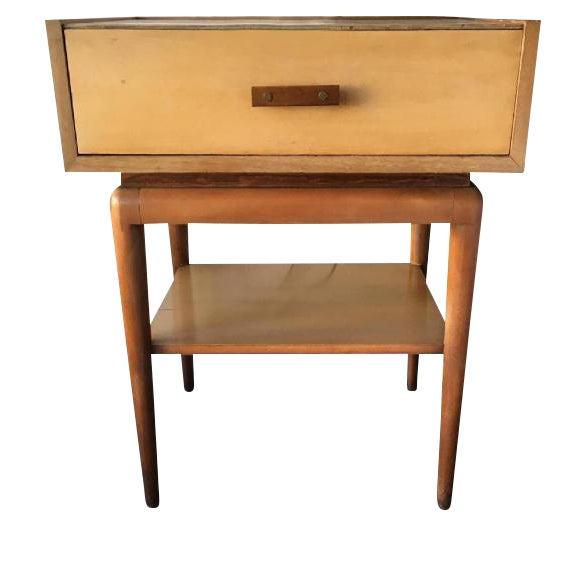 Vintage Mid-Century Nightstands - A Pair - Image 2 of 7
