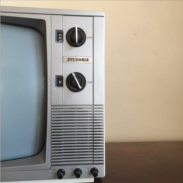 Image of 1985 Sylvania Television