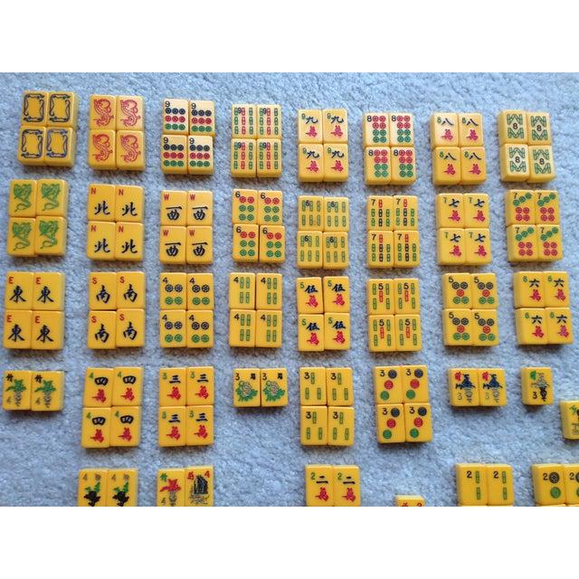Vintage 1950s Royal Mahjong Game Set - Image 7 of 11