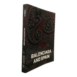 """""""Balenciaga and Spain"""" 2011 Exhibition Book"""