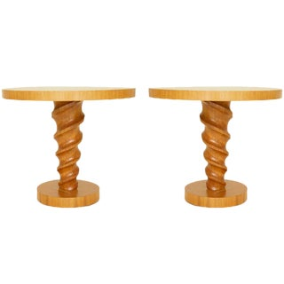 Pair of Johan Tapp Tables
