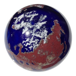 World Sphere With Acrylic Stand
