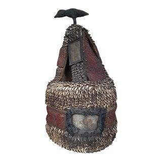 Yoruba House of the Head Shrine