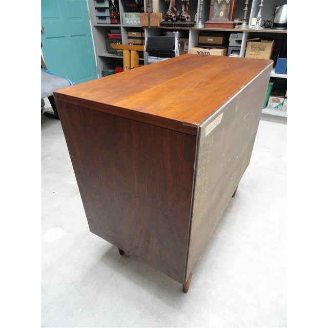 Mid Century Three Drawer Dresser by John Stuart - Image 9 of 9