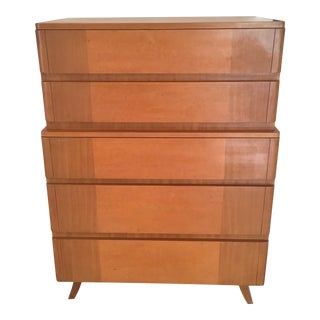 Rway Furniture Saarinen Highboy Dresser