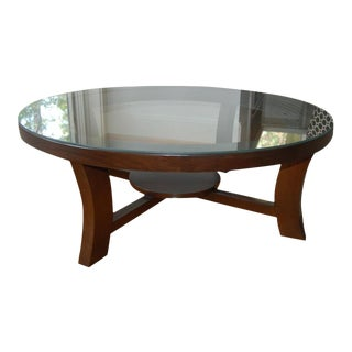 Paul Frankl Coffee Table for Brown Saltman