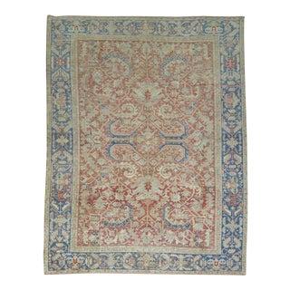 Antique Persian Heriz Rug - 8'4'' x 10'7'